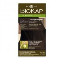 Tinte Delicato 2.90 Castaño Oscuro Chocolate | Biokap | 140ml | 100% Bio