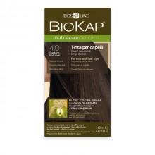 Tinte Delicato 4.00 Castaño Natural | Biokap | 140ml | 100% Bio