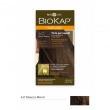 Tinte Nutricolor 6.0 Rubio Tabaco | Biokap | 140ml | Natural