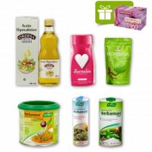 Pack Healthy & Vegan + Regalo   Más d1mes de Dieta Vegana Saludable + Vitaminas