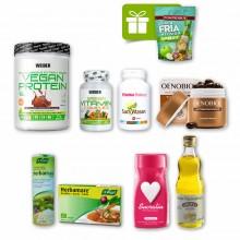 PACK Fitness Mujer + Regalo   Apto para Veganos   Más d1mes de Productos para Estar Insuperable