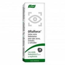 Oftalforce Gotas | A. Vogel | Frasco 10 ml | Para Aliviar la Sequedad Ocular e Hidratar