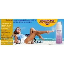 Leg Magic Fluid Terapéutico | Covermark - Profesional | Maquillaje Corporal Camuflaje - Adiós Varices, Tatuajes. Etc