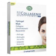 COLLAGENIX | ESI - Trepatdiet | 2 Uni. Máscara Hidrogel | Unisex| Cosmética Antiaging - Rejuvenecimiento de la cara