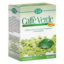 Café Verde | ESI Trepatdiet | 60 Tablet. 800mg Blister | Quema Grasas/Celulitis | Saciante. Transforma las grasas en energía