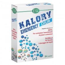 Kalory Emergency Diur | ESI Trepatdiet | 24 Tab. 800mg | Faseolamina y Ortosifón | Activa metabolismo, elimina grasas y líquidos