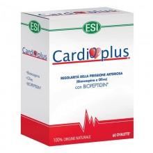 CardioPlus | ESI Trepatdiet | 60 Tablet. 720 mg | Cardiotónico - Reduce presión sanguínea - Regula palpitaciones, arritmias