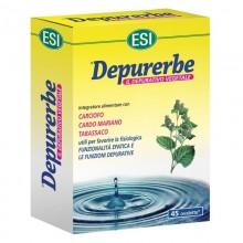 Depurerbe Forte| ESI Trepatdiet | 45 Tablet. 800 mg | DETOX | Producto depurativo para hígado y estómago