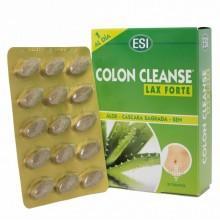 Colon Cleanse Lax Forte | ESI Trepatdiet | 30 Tablet. 850 mg | Estreñimiento Severo - Insuficiencia hepático-biliar