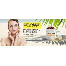 Solar Intensivo | Preparador Intensivo Antiedad | Oenobiol | 30 Cáp. | Con extractos naturales | Protección Antiaging