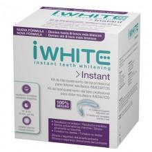 IWhite Instant | kit - Blanqueamiento Profesional | 100% Bio Natural | Resultados instantáneos - Dientes hasta 8 tonos + blancos
