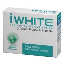 IWhite Aliento Fresco al Instante | kit - Blanqueamiento | 6 Cáp. 100% Bio Natural |  Combate el mal aliento desde dentro