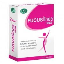 FucusLinea | ESI Trepatdiet | 45 Tablet. 820mg | Con Alga Fucus | Aumenta el metabolismo activando la tiroides y sacia