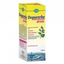 Depurerbe | ESI Trepatdiet | Frasco 250 ml | DETOX | Producto depurativo para hígado y estómago