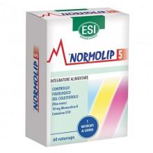 Normolip 5 | ESI Trepatdiet | 30 Cáp. 630 mg | DETOX | Bajar elevados valores de colesterol y triglicéridos