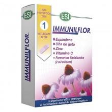 ImmuniFlor | ESI Trepatdiet | 30 Cáps. 500 mg | Sis. Inmunitario | Contribuye a las defensas del cuerpo