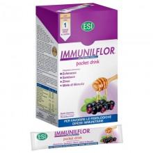 ImmuniFlor Drink | ESI Trepatdiet | 16 Bebibles. 20 ml | Sis. Inmunitario | Protección de las células frente al daño oxidativo