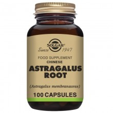 Astrágalo | Solgar | 100 Cáps de 440 mgr | Inmunidad - Longevidad