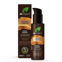 Aceite de afeitado | dr. Organic | 50 ml | Con Ginseng Orgánico -100% Bio | Cuidado del Hombre