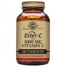 Ester-C Plus  | Solgar  | 90 Comp de 1000 mg | Inmunidad - Acción Antioxidante