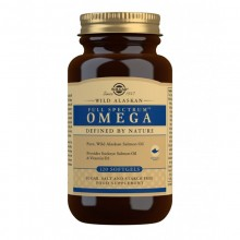 Full Spectrum™ Omega  | Solgar | 120 Cáps de 2.400 mg | Inmunidad - Salud Cerebral y Visual