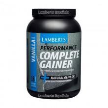 Complete Gainer - sabor a Vainilla | Lamberts | 1816g en polvo |  Construcción del musculo - Maximiza la potencia