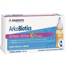 ArkoBiotics Defensas Kids| Arkopharma | 7 dosis | Sistema digestivo - Sistema inmune - Infantil