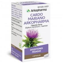Cardo mariano | Arkocápsulas | Arkopharma  | 50 cáps | Sistema digestivo - alteraciones higado