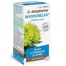 Rhodiorelax | Arkocápsulas | Arkopharma  | 45 cáps | Estrés - Relajación y bienestar fisico - mental