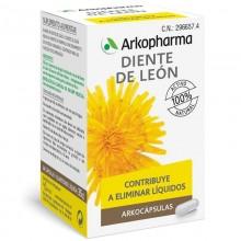 Dientes de León  | Arkocápsulas | Arkopharma  | 84 cáps  | Diurético – sist. Digestivo – hígado