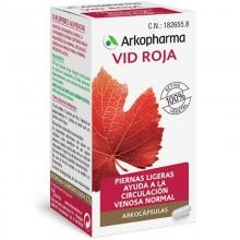 Vid Roja  | Arkocápsulas | Arkopharma  | 45 cáps | Sistema circulatorio