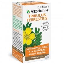 Tribulus Terrestris | Arkocápsulas | Arkopharma  | 45 cáps  | Vida sexual - Energia