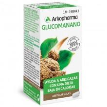 Glucomanano | Arkocápsulas | Arkopharma  | 50 cáps | Control de peso
