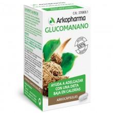 Glucomanano | Arkocápsulas | Arkopharma  | 80 cáps | Control de peso
