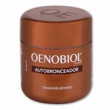 Oenobiol Autobronceador | OenobiolParís | 30 cáps | extractos naturales | Piel radiante y con color sin sol