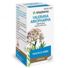 Valeriana | Arkocápsulas | Arkopharma  | 84 Cáps | Nervios - insomnio - estrés