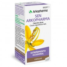 Sen | Arkocápsulas | Arkopharma  | 48 Cáps | Sistema digestivo - laxante