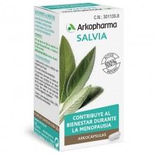 Salvia  | Arkocápsulas | Arkopharma  | 50 Cáps | Menopausia - Sistema digestivo