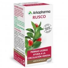 Rusco  | Arkocápsulas | Arkopharma  | 45 Cáps | Diuretico - circulacion sanguinea