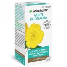Aceite de Onagra | Arkocápsulas | Arkopharma  | 200 cáps de 1500 mg | Sistema circulatorio - Menopausia