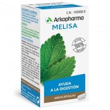 Melisa | Arkocápsulas | Arkopharma  | 45 cáps  | Sistema Digestivo - Estrés