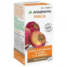 Maca | Arkocápsulas | Arkopharma | 45 Cáps | Energizante - Salud sexual