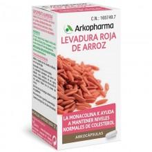 Levadura Roja de Arroz | Arkocápsulas | Arkopharma | 48 cáps  | Sistema circulatorio