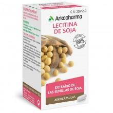 Lecitina de Soja | Arkocápsulas | Arkopharma | 150 cáps de 550 mg | Sistema circulatorio