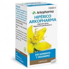 Hipérico   Arkocápsulas   Arkopharma   42 cáps   Estimulantes - Sueño - Depresión