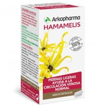 Hamamelis | Arkocápsulas | Arkopharma  | 45 cáps  | Sistema circulatorio