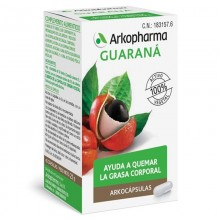 Guaraná   Arkocápsulas   Arkopharma    45 cáps de 451 mg   Estimulante - Pérdida de peso