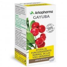Gayuba    Arkocápsulas   Arkopharma    45 cáps de 350 mgr.   Diurético - Riñones y vías urinarias