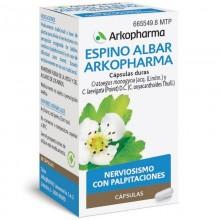 Espino Albar  | Arkocápsulas | Arkopharma | 48 cáps de 350 mgr | Sistema nervioso - Estrés - Insomnio