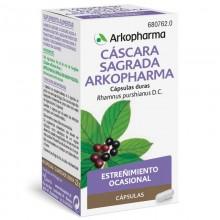 Cáscara Sagrada | Arkocápsulas | Arkopharma | 48 cáps | Sistema digestivo